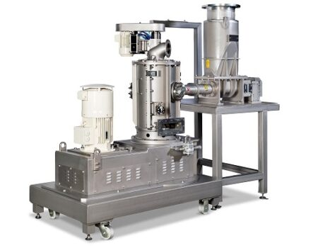 Insect Processing Equipment